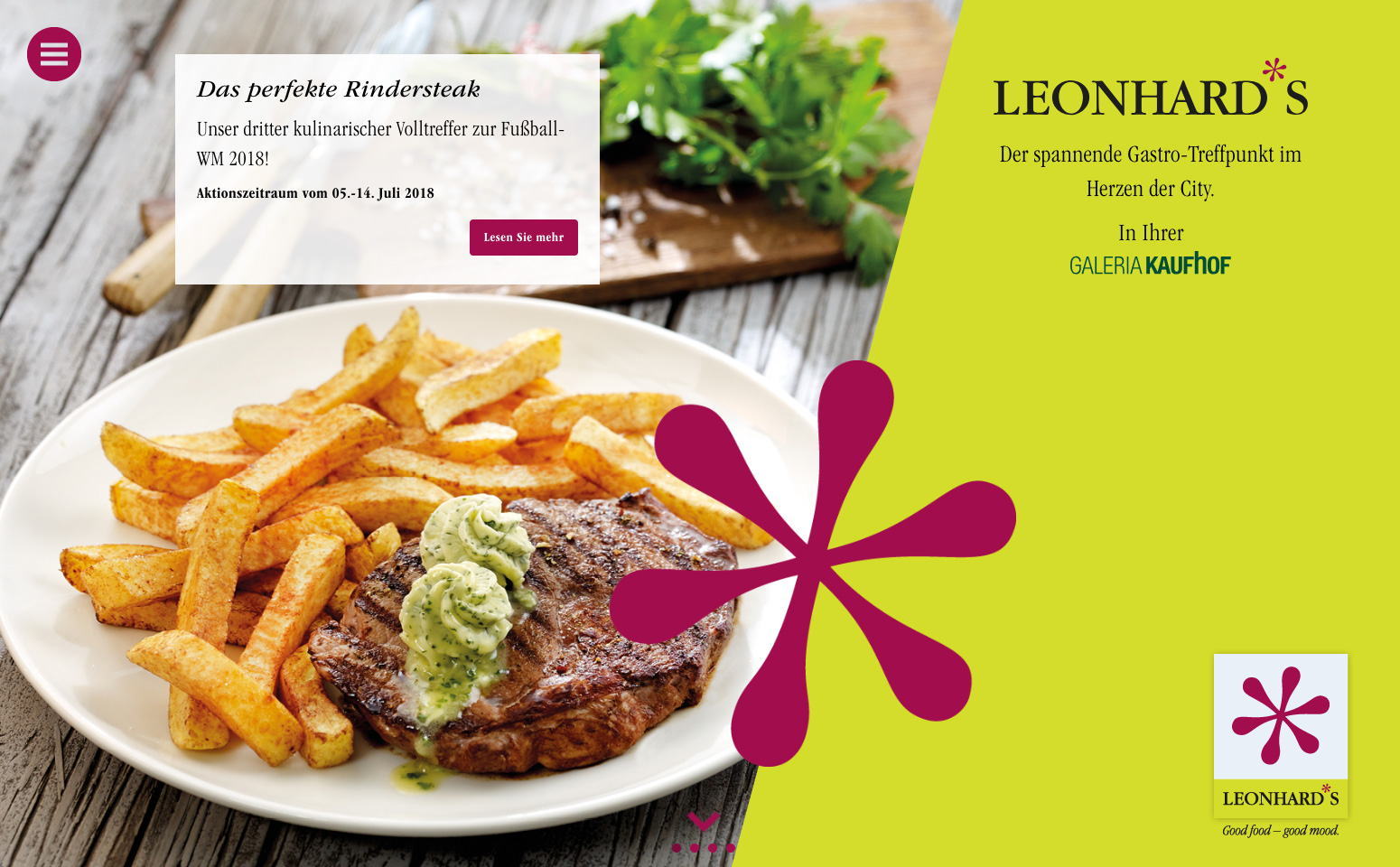 Leonhard's Restaurants